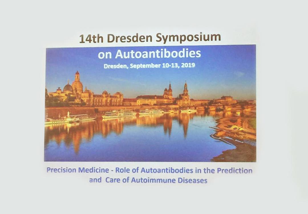 14th Dresden Symposium on Autoantibodies Dresden