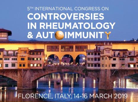 5th International Congress On Controversies In Rheumatology & Autoimmunity.